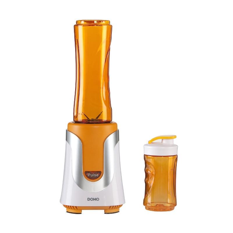 Smoothie mixér - oranžový - DOMO DO435BL - DOMO
