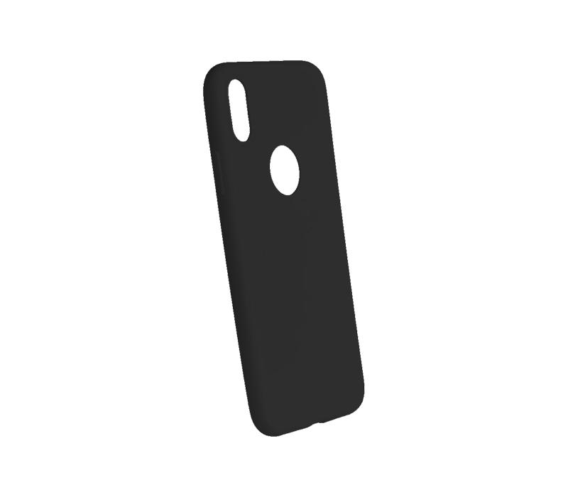 Aga Zadní kryt pro iPhone X ETUI Barva krytu: Black