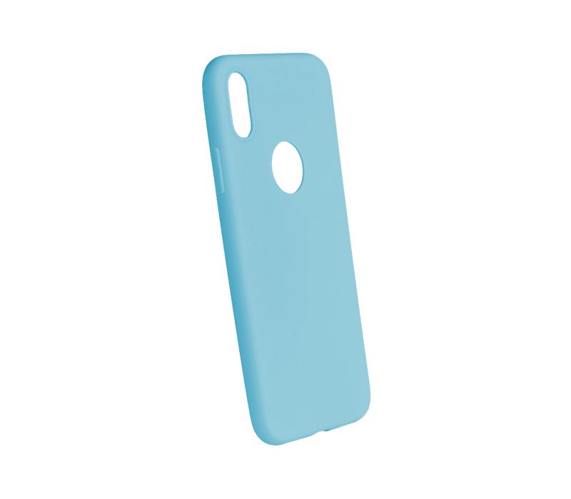 Aga Zadní kryt pro iPhone X ETUI Barva krytu: Light Blue