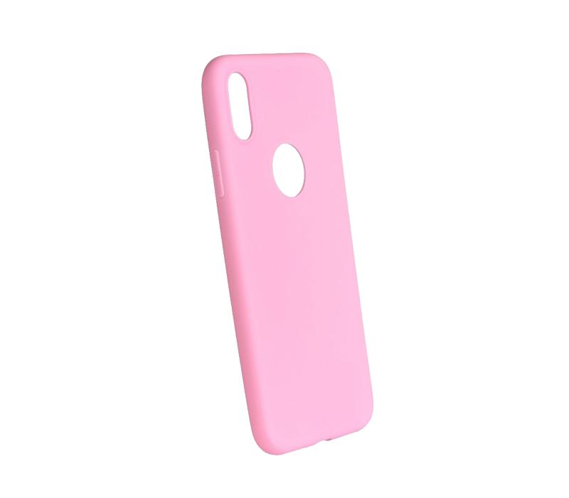 Aga Zadní kryt pro iPhone X ETUI Barva krytu: Pink