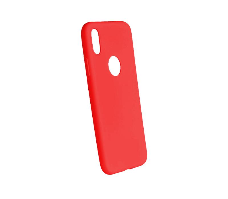 Aga Zadní kryt pro iPhone X ETUI Barva krytu: Red