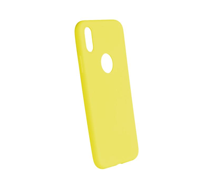 Aga Zadní kryt pro iPhone X ETUI Barva krytu: Yellow