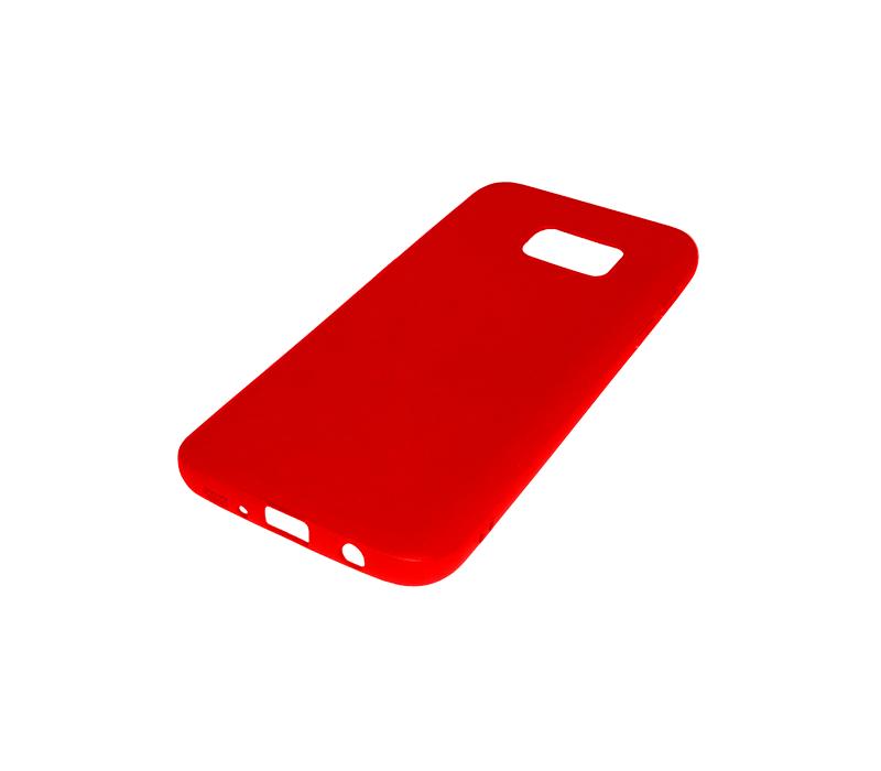 Aga Zadní kryt pro Samsung S7 Edge ETUI Barva krytu: Red