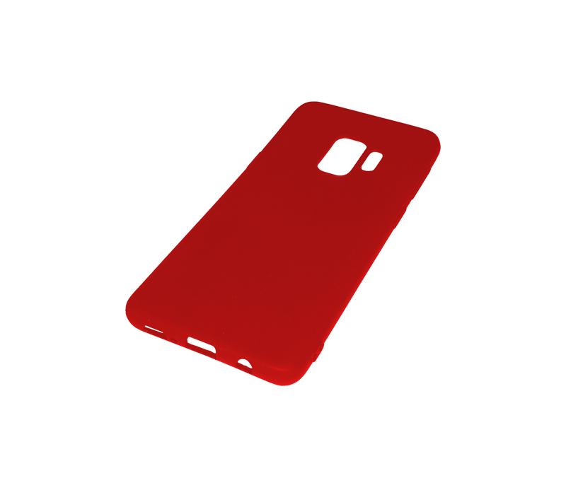 Aga Zadní kryt pro Samsung S9 ETUI Barva krytu: Red
