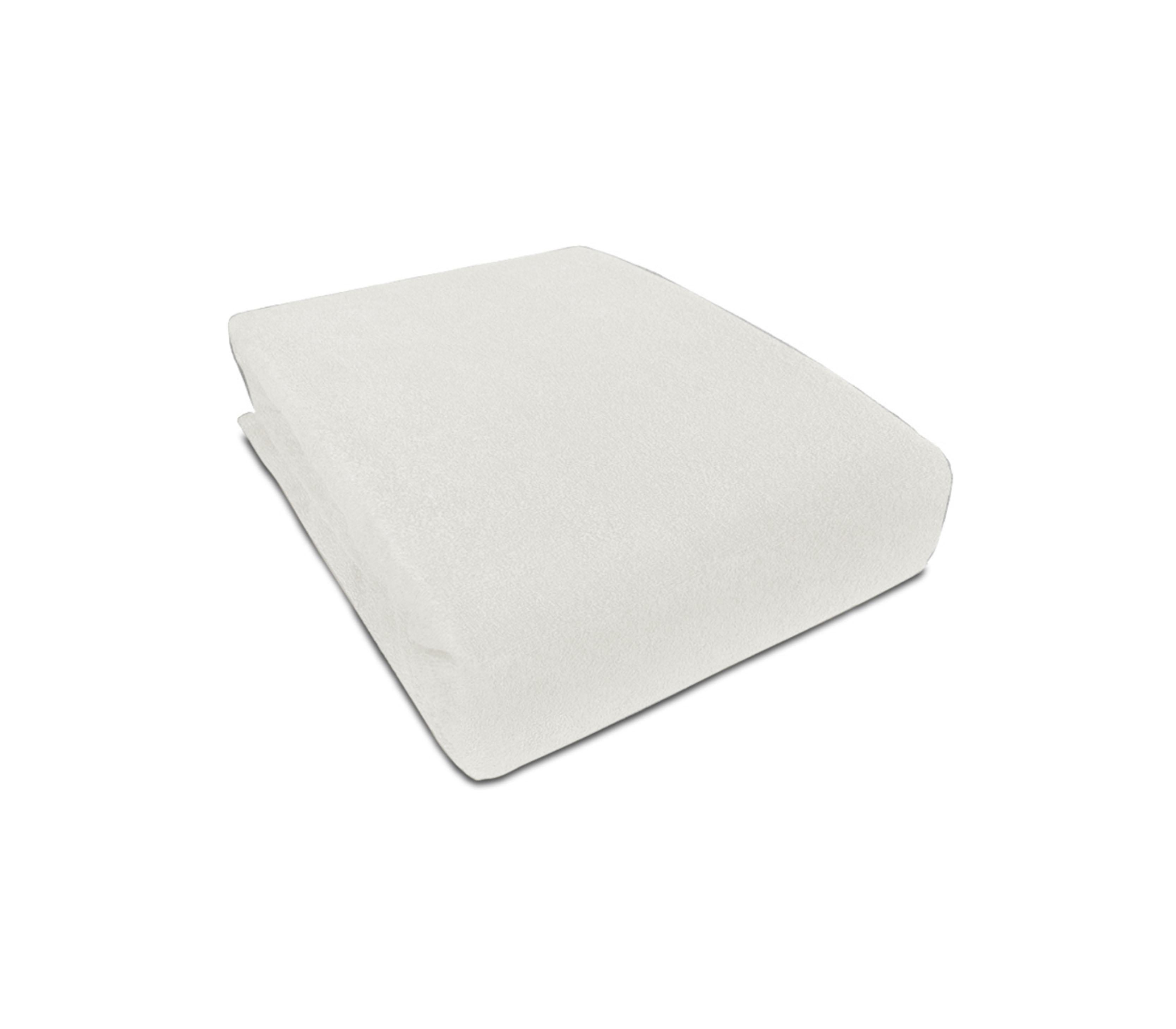 Aga prostěradlo FROTÉ 160X200 cm Barva prostěradla: Bílá