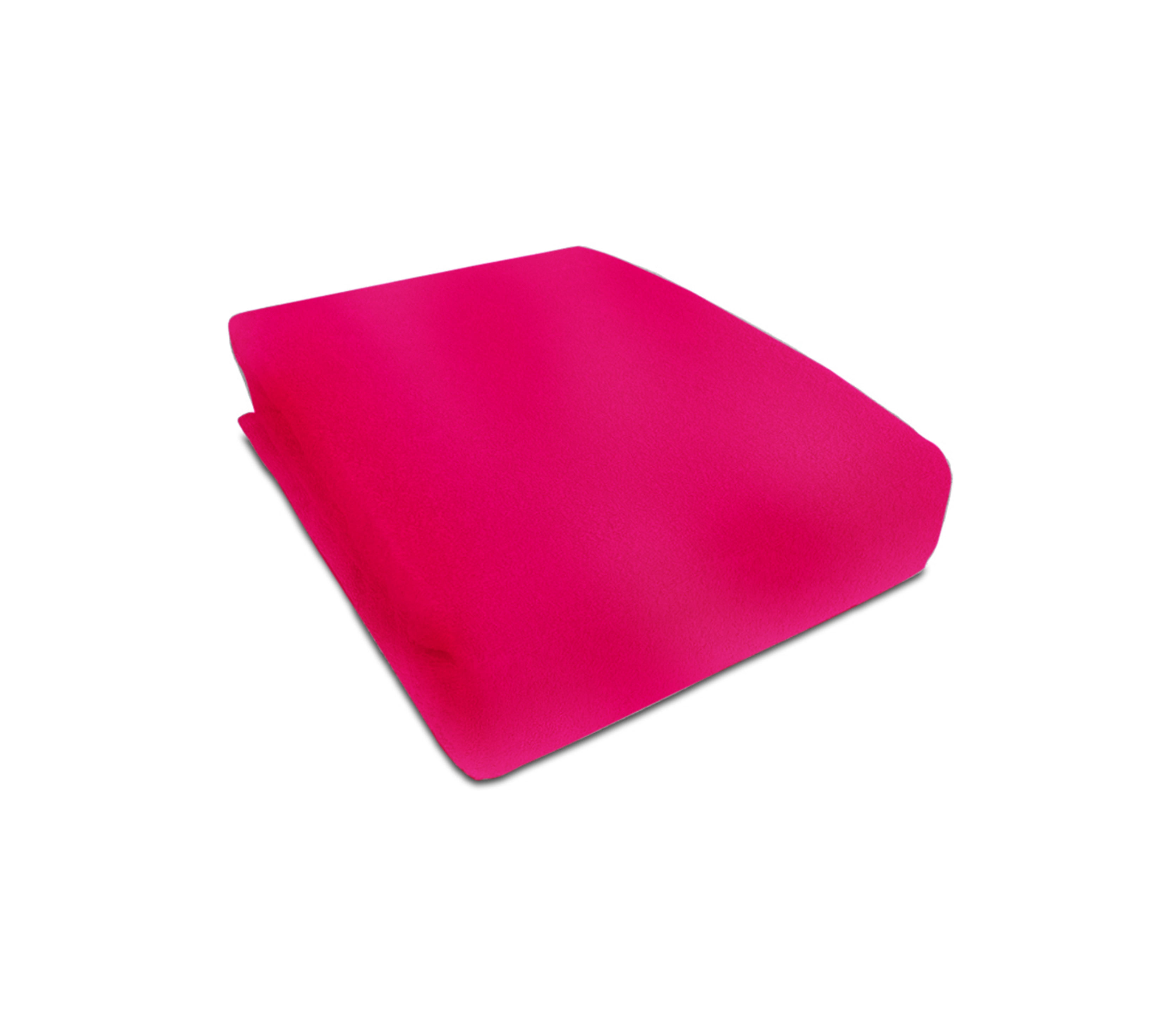 Aga prostěradlo FROTÉ 180X200 cm Barva prostěradla: Tmavě růžová