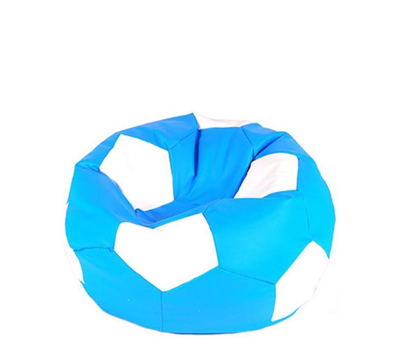 Aga BALL XXXL Bílá - Světle Modrá