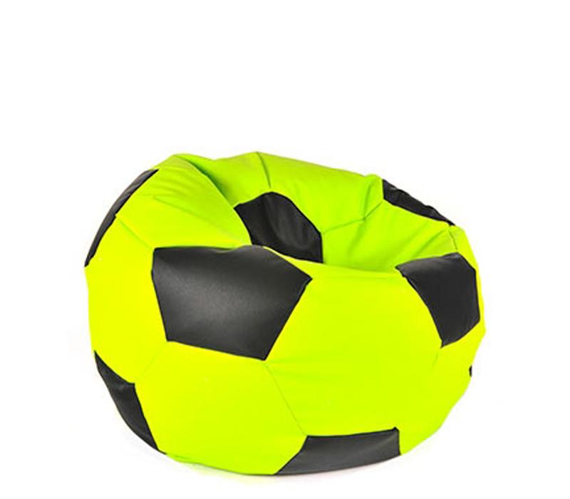 Aga BALL XXXL Černá - Světle zelená