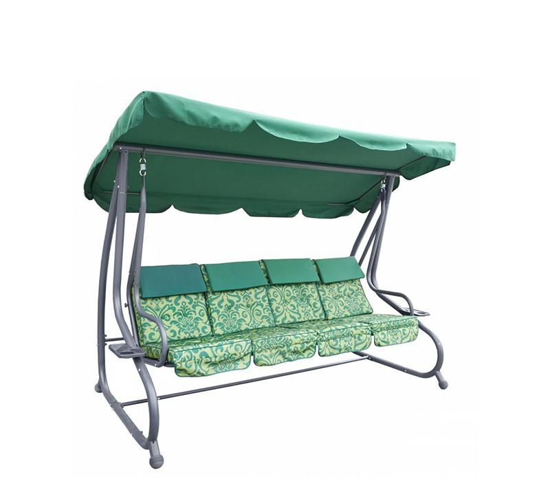Aga Zahradní houpačka 2v1 8078 Green