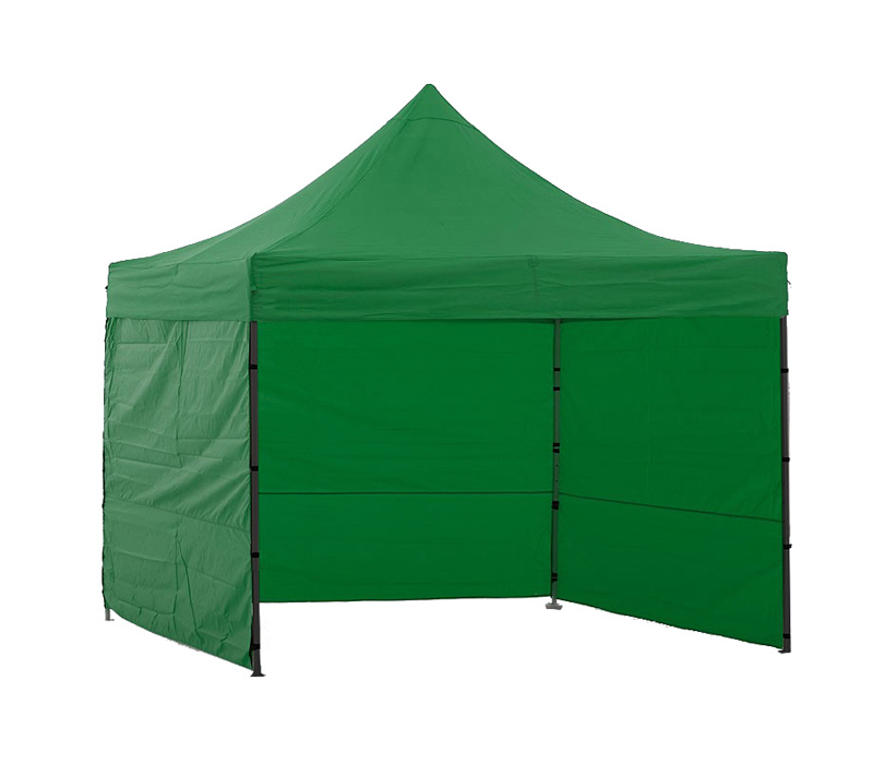 Aga Prodejní stánek 3S POP UP 2x2 m Green