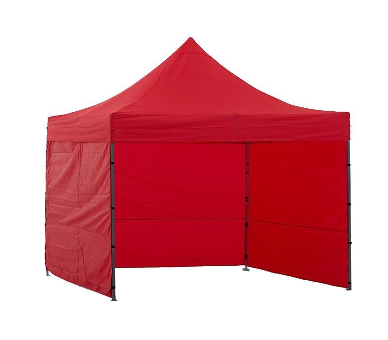 Aga Prodejní stánek 3S POP UP 3x3 m Red