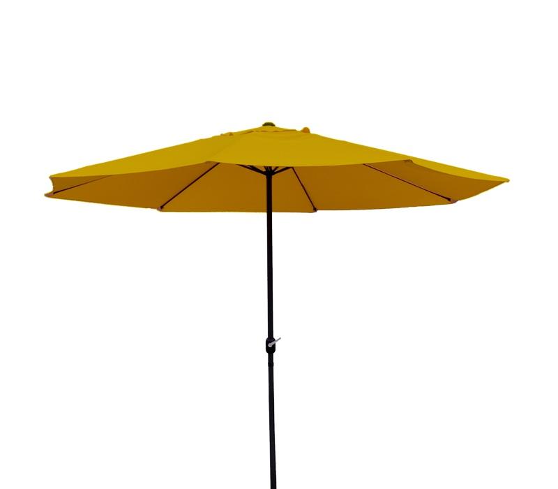 Aga Slunečník CLASSIC 400 cm Yellow
