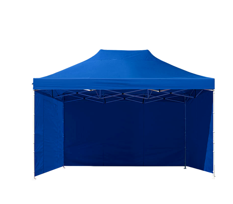 Aga Prodejní stánek 3S POP UP 3x4,5 m Blue