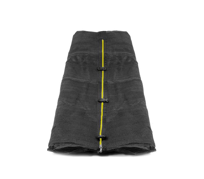 Aga Vnitřní ochranná síť 335 cm na 8 tyčí Black