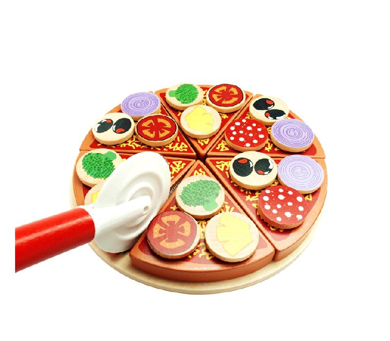Aga4Kids Krájecí pizza PIZZA TOY