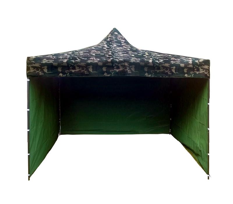 Aga Prodejní stánek 3S POP UP 2x2 m Army