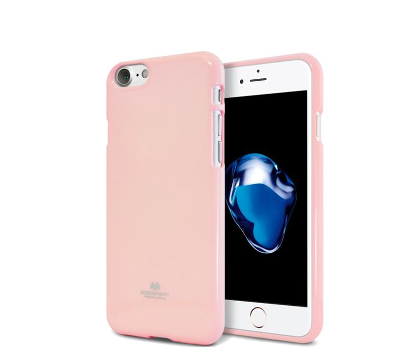 Aga Zadní kryt pro iPhone 7 GOOSPERY Barva krytu: Light Pink