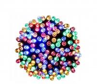 Aga Vánoční řetěz 100 LED vícebarevná