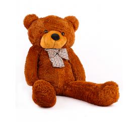 Aga4Kids Plyšový medveď 130 cm Hnedý