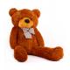 Aga4Kids Plyšový medvěd 130 cm Hnědý