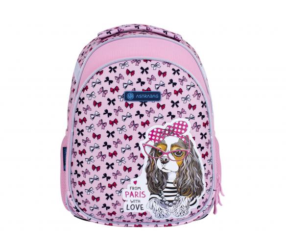 Astra Školní batoh Sweet dog