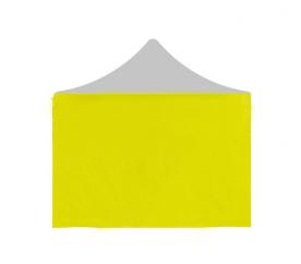 Aga oldalfal 3x3 m Yellow
