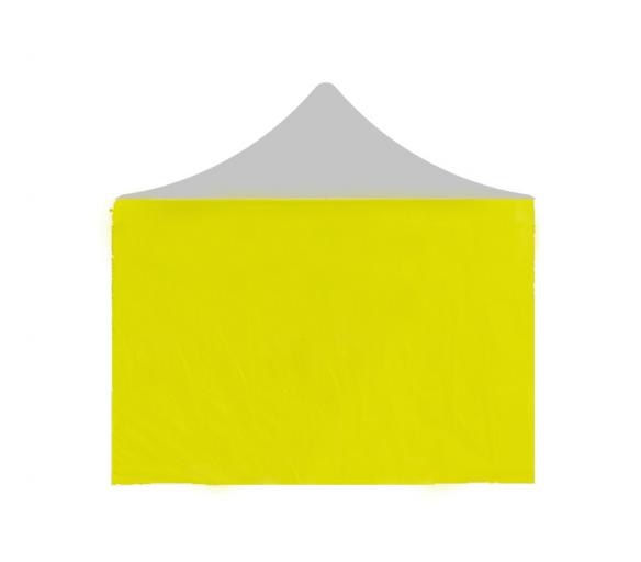 Aga Bočnice k altánu PARTY 3x3 m Yellow