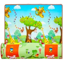 Aga4Kids Dětská pěnová hrací podložka 150*180 cm MR106