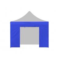 Aga Bočnice s dveřmi POP UP 3x3 m Blue