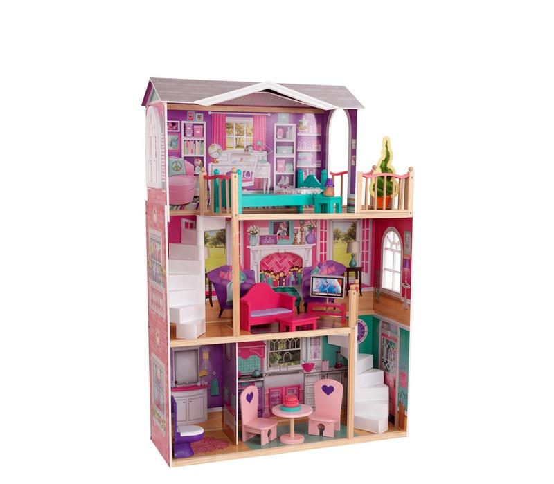 KidKraft Domeček pro panenky ELEGANT 46