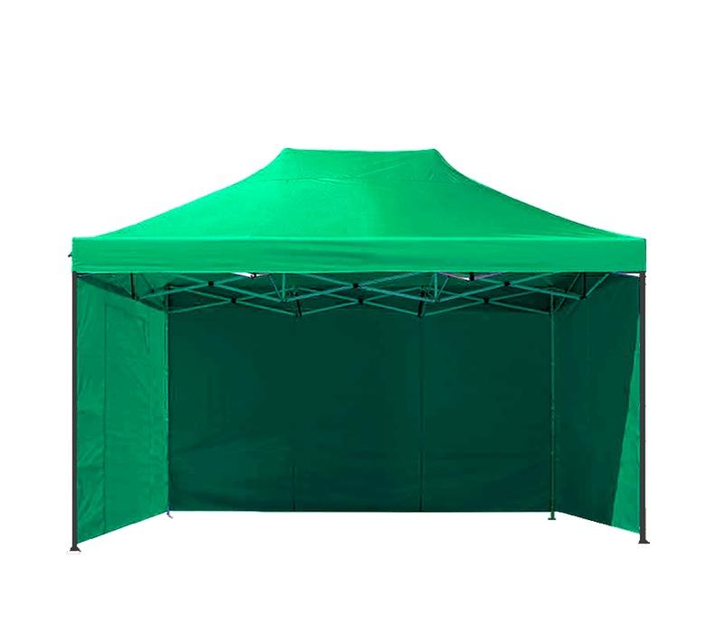 Aga Prodejní stánek 3S POP UP 3x4,5 m Green
