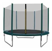 Aga SPORT TOP Trambulin 305 cm Dark Green + védőháló