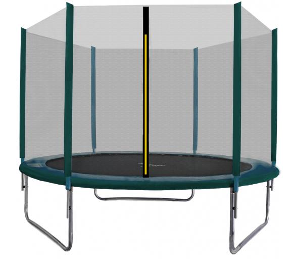 Aga SPORT TOP Trampolína 305 cm Dark Green + ochranná sieť
