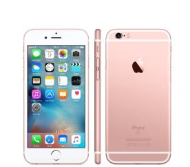 Apple iPhone 6S 64GB Rose Gold Kategorie: B
