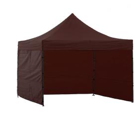 Aga Predajný stánok 3S POP UP 2x2 m Brown