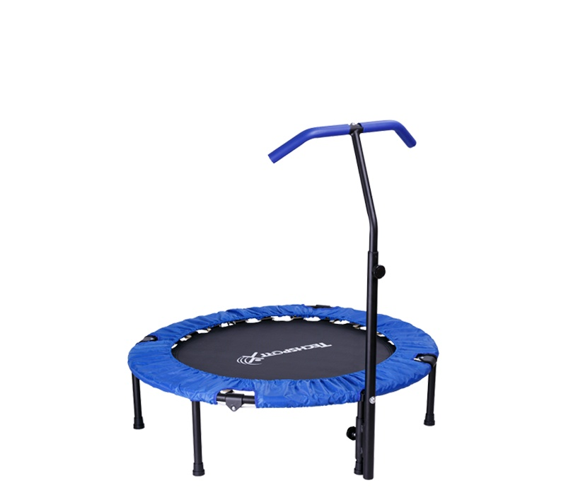 Aga Trampolína MINI 101 cm (3 ft) Blue + madlo