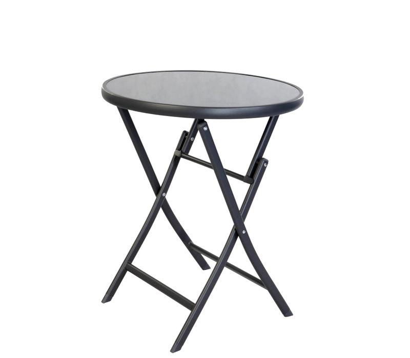 Linder Exclusiv Záhradný stôl BISTRO MC330851DG 71x70 cm