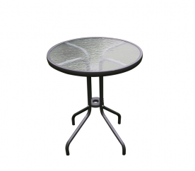 Linder Exclusiv Záhradný stôl BISTRO MC330850DG 71x60 cm
