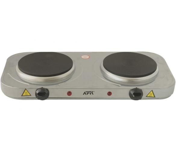 AFK Elektrický dvouplotýnkový vařič
