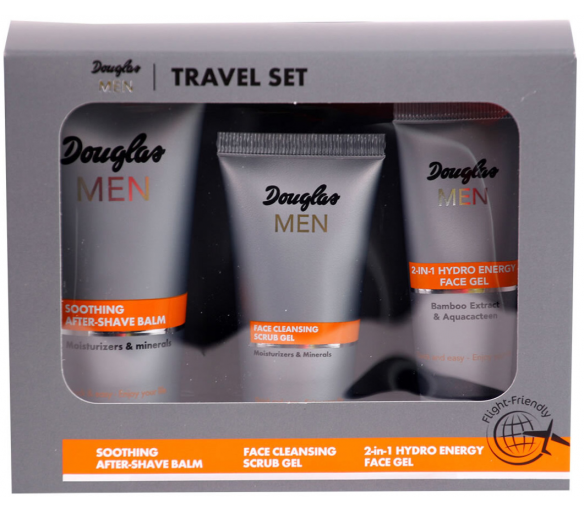Kosmetický Balíček Men Travel Set