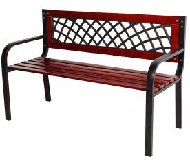 Linder Exclusiv Zahradní lavice MC4412 118x52x74 cm