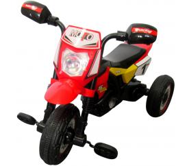 R-Sport Dziecięcy motorek rowerek trójkołowy M5 Red
