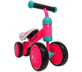 R-Sport Rowerek biegowy R12 Pink