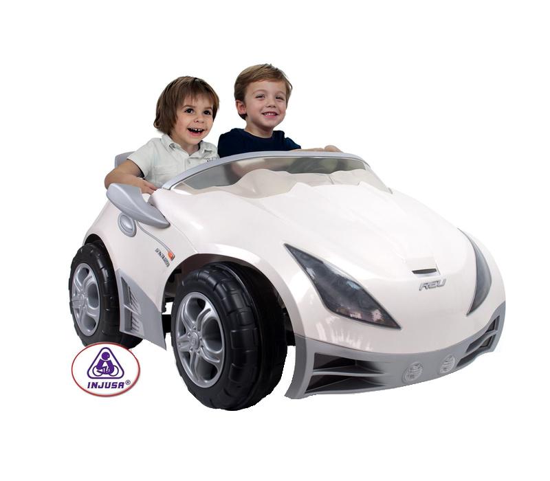 Injusa Elektrické autíčko REW 12V