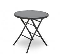 Linder Exclusiv Zahradní stůl BISTRO MC330851DG 71x70 cm