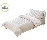 KidKraft Obliečky STARS POLKA DOTS 100x150, 60x75 cm