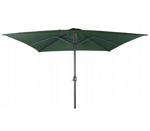 Linder Exclusiv Slunečník čtvercový 250 cm Green