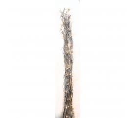 Linder Exclusiv Vánoční větvičky s 80 LED Silver Teplá bílá