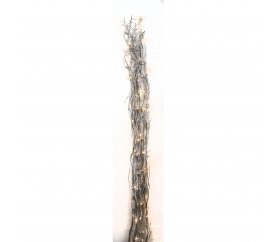 Linder Exclusiv karácsonyi gallyak 80 LED Silver meleg fehér