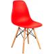 Aga Jedálenská stolička Red
